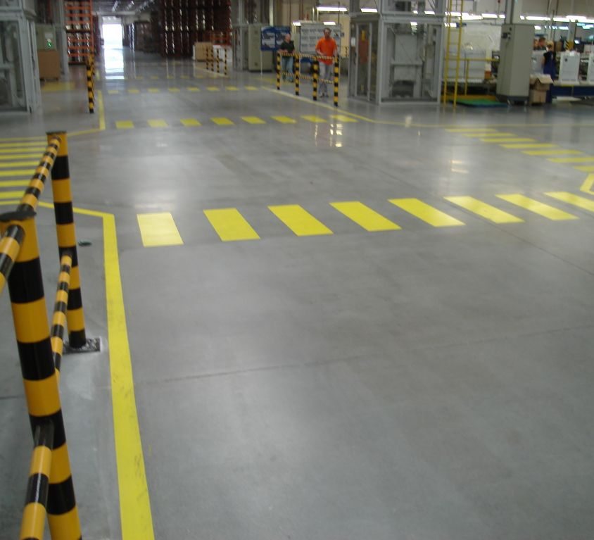 Electrolux Distribution Center (Poland) – C2 Hard.