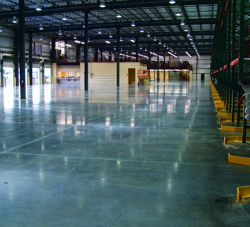 Cardinal Glass Distribution Center (USA) – C2 Gloss